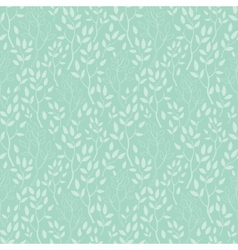 Green trees texture seamless pattern vector