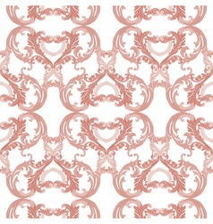 Vintage luxury ornament pattern vector