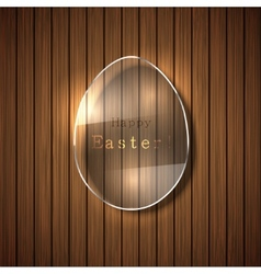 modern easter egg background Eps 10 vector image