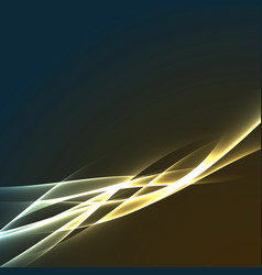 speed lightning electric flash motion vector image vector image