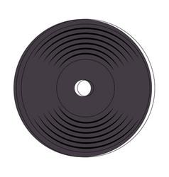 Vinyl icon image vector
