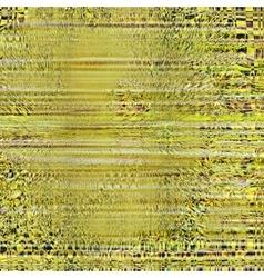 Color glitch screen background digital vector