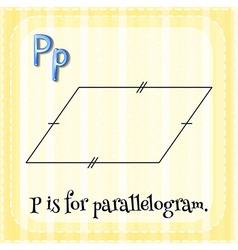Parallelogram vector