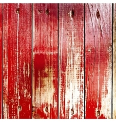 Painted planks vector