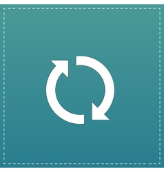 Refresh reload rotation loop sign vector