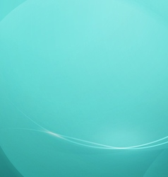 Abstract turquoise background for design vector