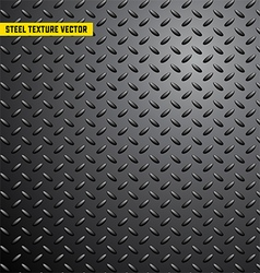 Steel iron metal texture background vector