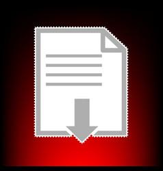 file download vector image