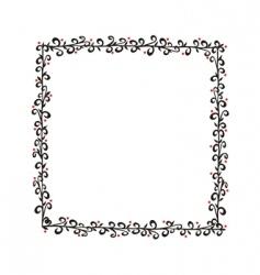 Frame illustration vector