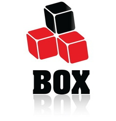 Box 04 resize vector image vector image