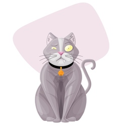 House Cat vector image vector image