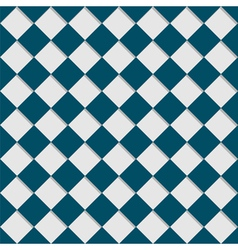 Pattern with squares vector image vector image