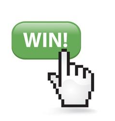 Win button vector