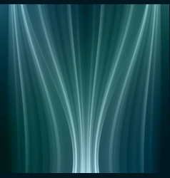 blue dark background images abstract lines vector image