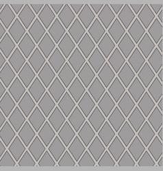 Gray rhombus vector