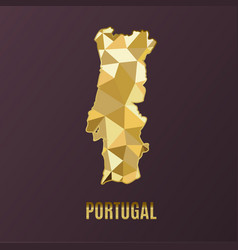 Portugal world map world geography vector