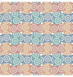 Colorful weave vector