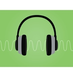 Headphone noise signal sound wave vector