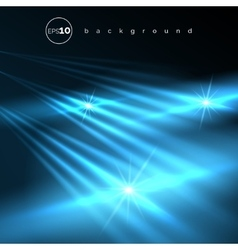 Abstract light motion background vector
