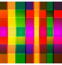 abstract geometric multicolor background vector image