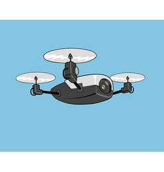 Air drone vector