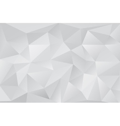 Polygonal Mosaic Background vector image vector image