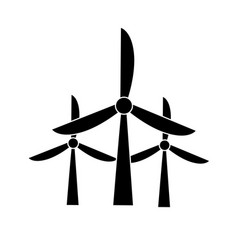 Contour windpower technology to environment vector