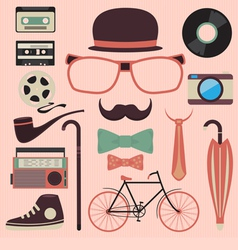 Hipster1 vector