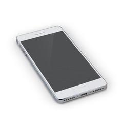 Smartphone 3d vector