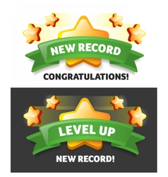 Web new record a message vector