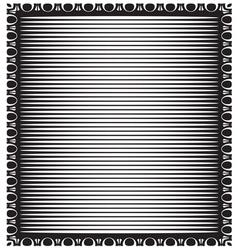 border frame1 vector image