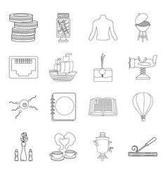 country crop maintenance and other web icon in vector image