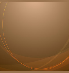 Abstract brown modern background vector image
