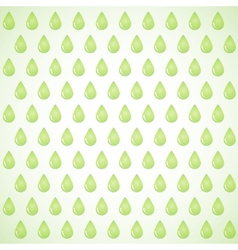 Background of raindrops eps vector
