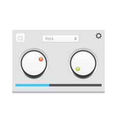 Music player 42 vector