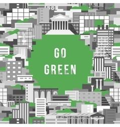Go green 1 vector