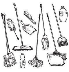 Mops vector image