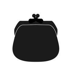 money purse object vector image