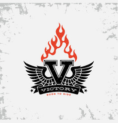 Victory label vector