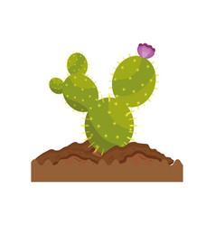 cactus icon image vector image vector image