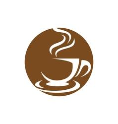 Coffee Icon Logo Template icon design vector image vector image