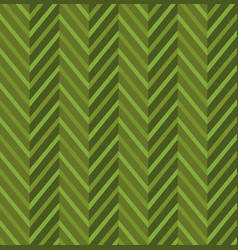 zig zag green seamless pattern vector image
