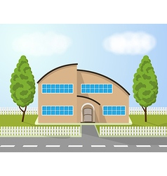 Family house vector