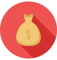 Money bag vector
