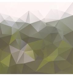 Magic poligonal abstract background vector image