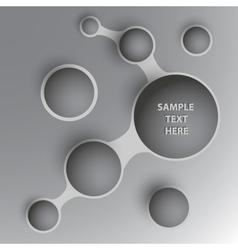 Bubbles 2 vector image