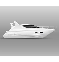 Yachts vector