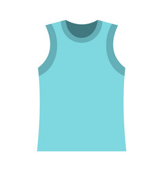 singlet icon flat style vector image