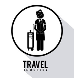 Travel desgin vector