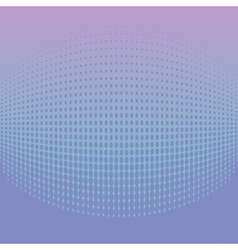 Abstract halftone light blue background vector